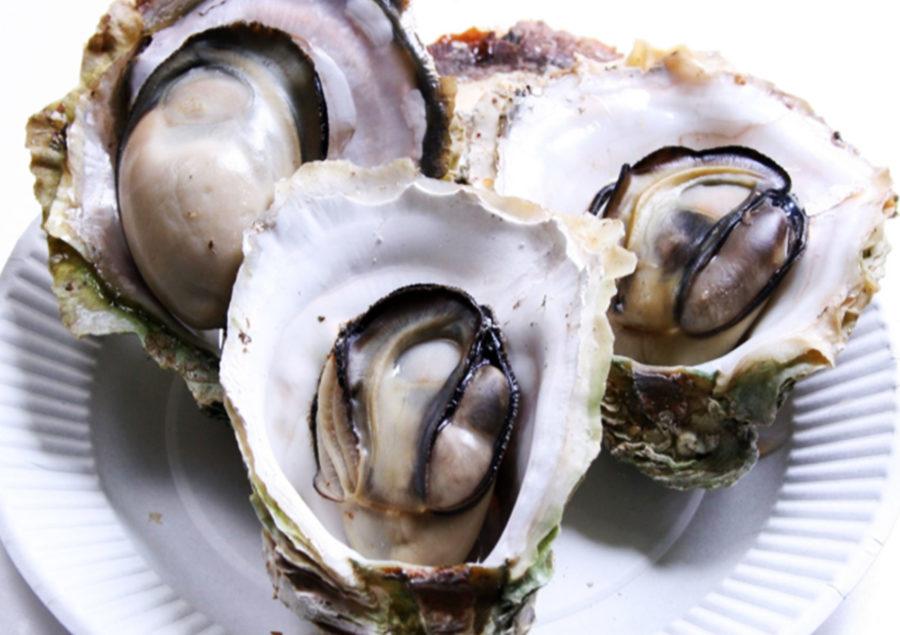 九十九島蒸し牡蠣_蒸し牡蠣